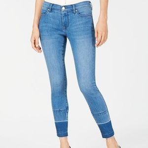 The Ultra Babe Perfect Mid-Rise Released-Hem Jeans